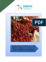 Normas de Competencia Del Productor de Plantones de Cafe y Especies Asociadas Actualizadas 2201