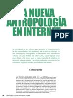 Antropologia en Internet