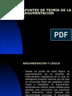 Apuntes de Teoría de La Argumentación1