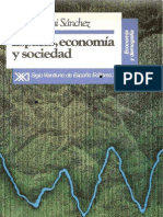 Espacio, Economia y Sociedad.