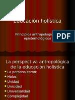 Educación holística