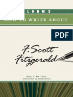 Kim Becnel Blooms How to Write About F. Scott FBookZZ.org
