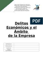 Delitos Economicos y El Ambito de La Empresa GUIA