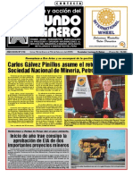 Mundo Minero Enero- Febrero 2015