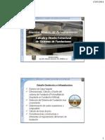 Diseño de Fundaciones y Bases de Equipos