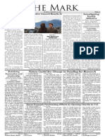 The Mark - January 2015 Issue