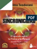 Sincronicidad - Massimo Teodorani