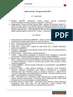 """Regulamin promocji BZ WBK """"Energia w koncie 2015"""""""