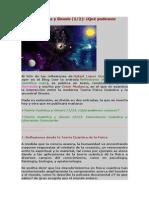 Teoría Cuántica y Gnosis