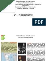 Aula 1 - Eletromagnetismo