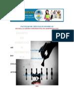 Ensayo de Direccion Estrategica (1er Trabajo)