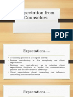 Expectation from Counsellors.pptx