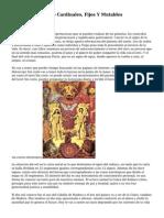 Signos Del Zodiaco Cardinales, Fijos Y Mutables