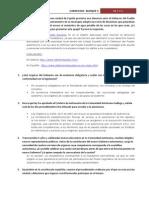 Documentación juridica. Ejercicio