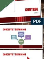 Control Construcción