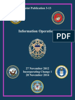 Joint Security Operations, JP 3-10, 2014