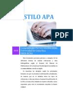 APA 6-Manual UCR