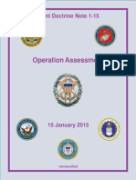 JDN 1-15, Operation Assessment, 2015