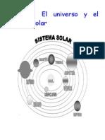 Tema 5 El Sistema Solar