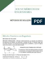 Slides de método numérico em engenharia
