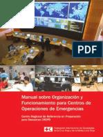 Manual Organizacion y Funcionamiento COE