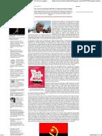 Estupro, Mortes e Tortura Promovida Por Fidel Castro No Regime Comunista Em Angola