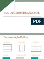SQL Algebra Relacional