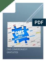 CMS Comerciales Y Gratuitos