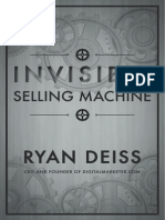Invisible Selling Machine - Ryan Deiss