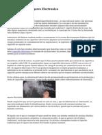 Diccionario Del Cigarro Electronico