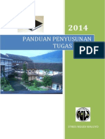 Panduan Tugas Akhir 2014 LENGKAP