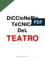 _Diccionario Tecnico Del Teatro