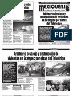Diario El mexiquense 20 febrero 2015