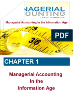 Chapter 1 Managerial Accounting