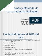 8HortalizasIXRegion Produccion.mercado