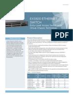 EX 3300 - Datasheet.PDF