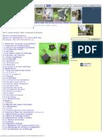 Petits Transformateurs, Calcul, Réalisation Et Exemple - BRICOLSEC