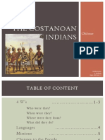 the costanoan indians