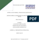 Protocolo Comercio Electrónico
