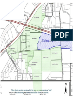 Proposed College Park Annexation Map