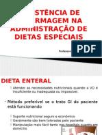 Assistência de Enfermagem Na Administração de Dietas Especiais Ostomias