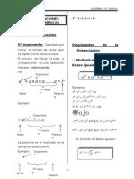 Algebra 6° I 2007