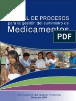 Manual de Gestion de Medicamentos Ecuador 2009(1)