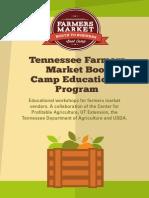 Farmers Market Bootcamp