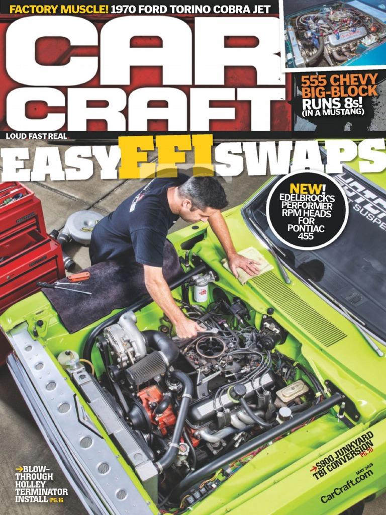 Car Craft - May 2015 USA pdf | Carburetor | Turbocharger