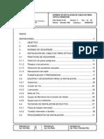 NORMAS DE INSTALACION DE CABLE DE FIBRA OPTICA TERRESTRE.pdf