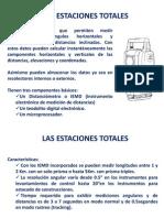 Topo Auotmatizada Estación Total Neyra.