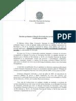 CNJ - Relação provisória das serventias extrajudiciais consideradas providas