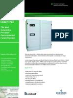 Liebert PeX - 50Hz - Brochure