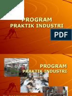 Program Praktik Industri